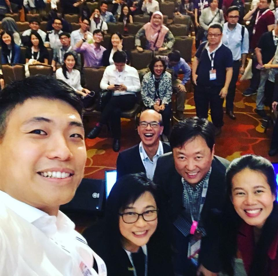 Zwee (Zi Huan Wee) a speaker at InnovFest Unbound 2018 – Beyond One Belt, One Road: Innovation Opportunities in ASEAN and China image